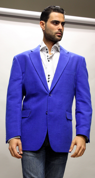 JY-02 ROYAL SPORT COAT IT'S ONE OF A KIND SUPER 150'S FOR ALL OCCASION.